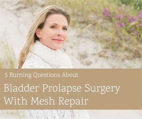 Interesting Facts About Prolapse after Hysterectomy I Bet ...
