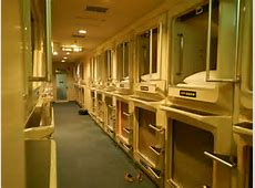 What is it Like to Sleep in a CoffinCapsule Hotel for a