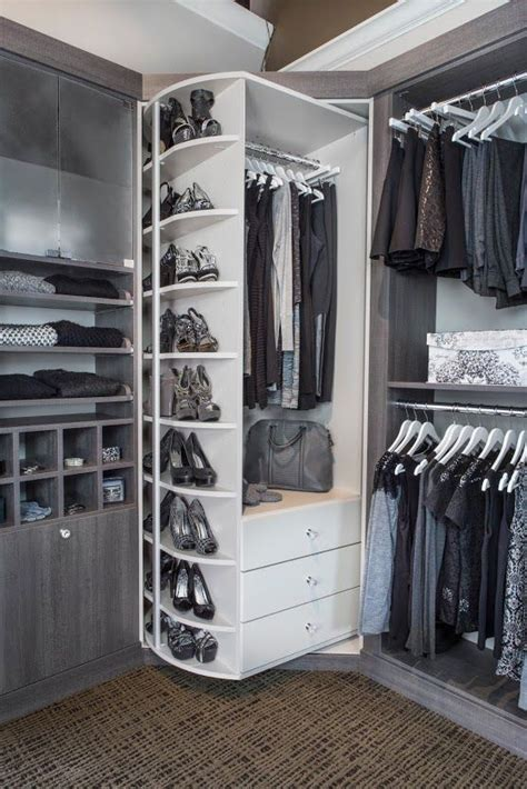 Work In Closet Design by The 360 Organizer By Lazy Available On At Closetworks