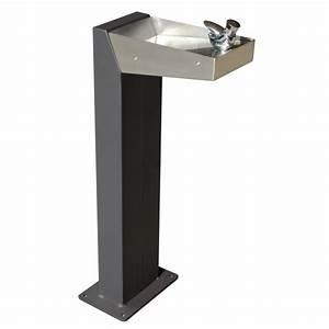 Fontaine A Eau Exterieur : fontaine eau pour jardin public pour personne mobilit ~ Dailycaller-alerts.com Idées de Décoration