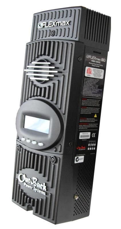 Контроллер заряда outback flexmax60 . купить в москве цена.