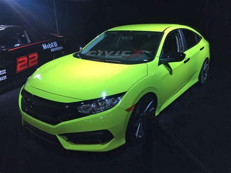 modified  civic sedan  galpin auto sports