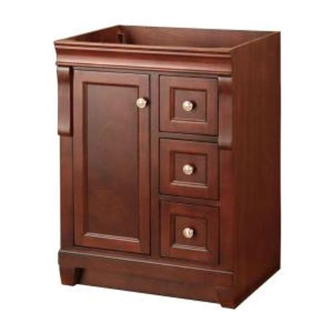 Home Depot Foremost Bathroom Vanities by Foremost Naples 24 In W Bath Vanity Cabinet Only In