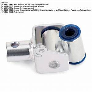 5 Speed Manual Shift Knuckle Joint 35047