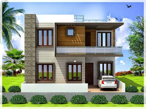 House Style : Brings Serenity House Design Indian Style Plan And