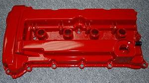 Update on Caliber SRT 4 Powdercoated valve covers