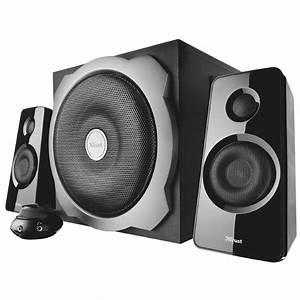 Blackweb 2 1 Multimedia Speaker System Instruction Manual