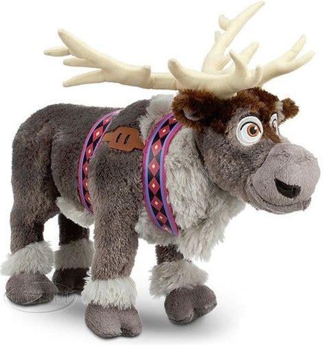 disney frozen large plush free to bend frozen disney frozen sven reindeer large stuffed animal