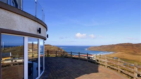 tra na rossan view downings  catering cottage