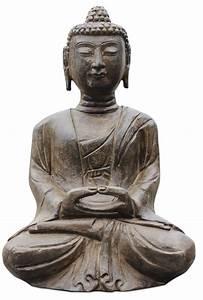 Buddha Aus Stein : buddha figuren aus stein f r den garten online kaufen asien lifestyle ~ Eleganceandgraceweddings.com Haus und Dekorationen