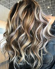 best blonde highlights in brown hair ideas and images on bing