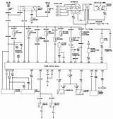 1989 Mazda B2200 Wiring Diagram Ground Distribution