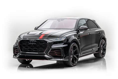 Audi RSQ8 | Mansory