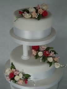 two tier wedding cake 2 tier pillars cake wedding cakes cakeology