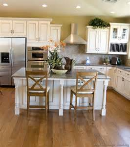 antique white kitchen island pictures of kitchens traditional white antique kitchens kitchen 5