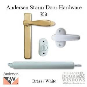 Andersen Patio Door Lock by Emco Door Handles Emco Storm Door Handle All About Doors