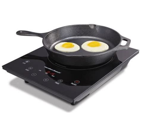 hamilton beach induction portable cooktop walmartca