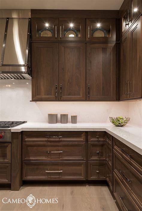black walnut cabinets kitchens best 25 walnut kitchen cabinets ideas on 4762