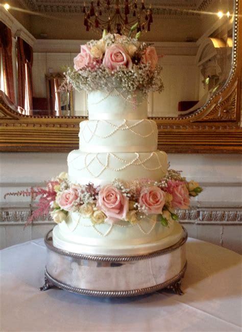 Wedding Cakes The Cakery Leamington Spa