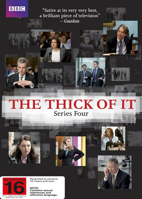 The Thick Of It Quotes Season 4