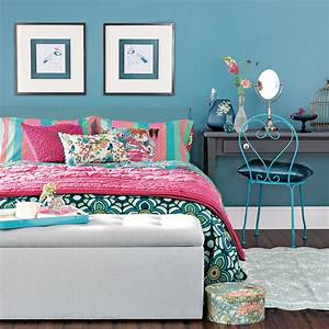 Teenage, Girls, U2019, Bedroom, Ideas, For, Every, Style, U2013, From, Girly, Girls, To, Tomboys
