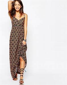 robe ete longue femme mode en image With robe longue d été femme