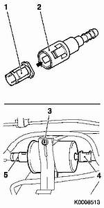 2004 Ford Explorer Sport Trac Fuel Filter Location