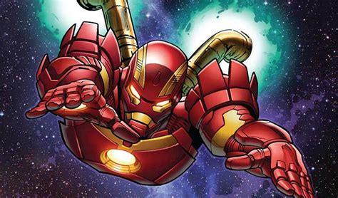 deretan armor supercanggih iron man terpopuler kincircom