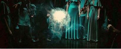 Magic Ministry Fallen Patronus Slytherin Harry Potter