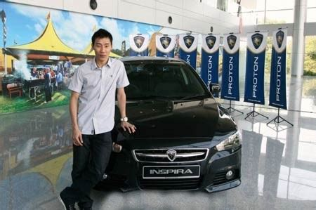 lee chong wei car collection successstory