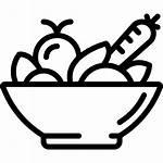 Vegetables Icons Icon Verduras Icono Smashicons Caviar