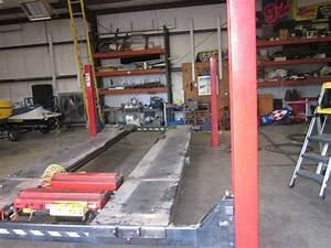 Purchase Snapon Wheeltronics 12000lb Alignment 4 Post Lift