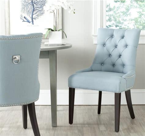 safavieh harlow light blue ring chair set