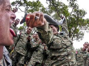 Most Intense Military Training