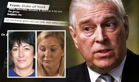 Prince Andrew: BBC Panorama exposes Duke's emails to ...