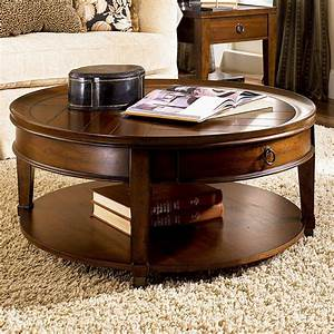 Round mahogany coffee table coffee table design ideas for Mahogany coffee table set