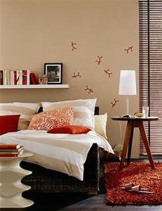 Farben Mischen Braun : wohnen mit farben wandfarben braun rot und beige zur ruhe kommen besser schlafen ~ Eleganceandgraceweddings.com Haus und Dekorationen