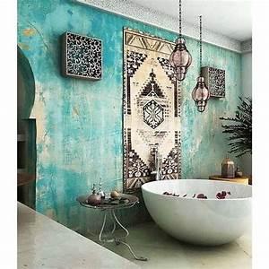 salle de bains marocaine les idees deco pour une With deco salle de bain orientale