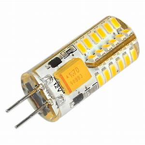 Led G4 3w : mengsled mengs g4 3w led dimmable light 48x 3014 smd led bulb lamp dc 12v in warm white cool ~ Watch28wear.com Haus und Dekorationen
