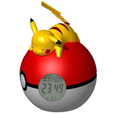 horloge bureau pc pokémon horloge numérique pikachu divers générique sur