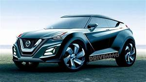Nissan Juke 2018 : would you like the 2018 nissan juke better if it looked like this ~ Medecine-chirurgie-esthetiques.com Avis de Voitures