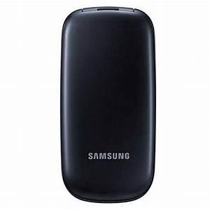 Samsung Gt-e1272 Unlocked Flip Dual Sim - Black