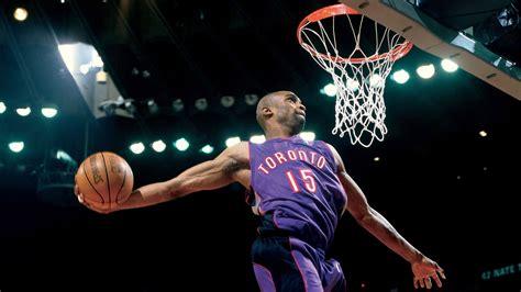 nba dunk contest highlights  vince carter tracy