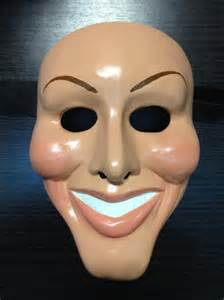 The Purge Halloween Mask Uk the purge mask halloween on the hunt