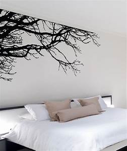 amazoncom stickerbrand nature vinyl wall art tree top With nice tree decals for walls cheap