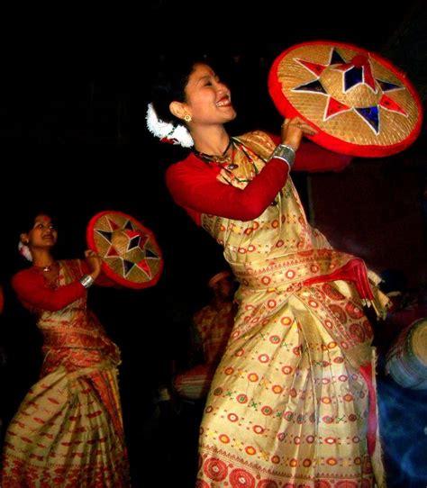 bihu dance  assam india north east  india