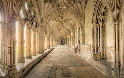 Gothic Cathedral Architecture Canterbury Buildings English England