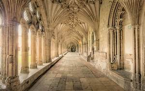 Download wallpapers Canterbury Cathedral, Canterbury ...