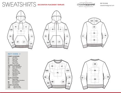 left chest logo placement template garment templates classikapparel blanks decorated garments and promotional products