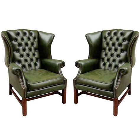 Green Leather Armchair by Green Leather Armchair Storiestrending